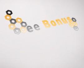 Bee Bonus Logo