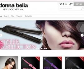 Donna Bella Webshop